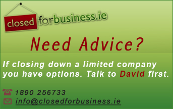 How to Close a Limited Company in Ireland